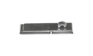 Federal Solid Hardened Steel Locking Bar