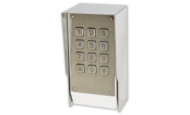 Remotely Programmable GSM Keypad Entry System with Access Log
