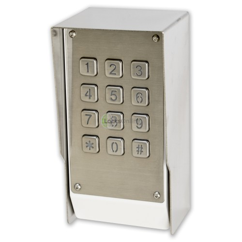Main photo of Remotely Programmable GSM Keypad Entry System with Access Log