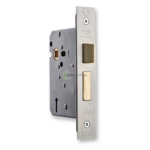 LocksOnline Imperial 3-Lever Sashlock for Internal Doors
