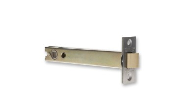 60mm SOLID BRASS WINDOW DOOR SECURITY MORTICE RACK BOLTS STAR LOCK