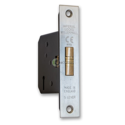 LocksOnline Imperial 5-Lever Sliding Door Lock