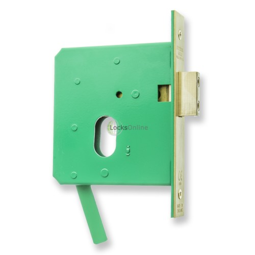 Main photo of LocksOnline Imperial Lever-Operated Oval Profile Escape Deadlock