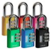 KASP Coloured Aluminium Combination Padlocks