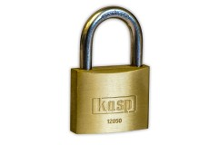 KASP Brass Stainless Steel Shackle Padlock