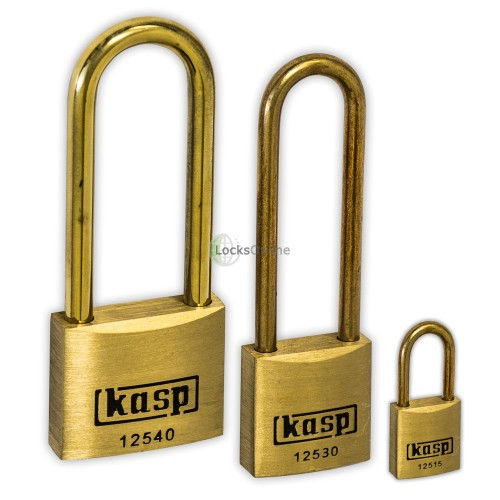Main photo of KASP Premium All-Brass Anti-Spark Padlocks