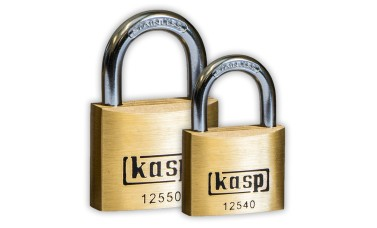 KASP Premium Brass Stainless Steel Shackle Padlocks