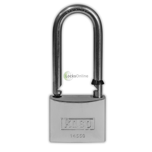 KASP Marine Grade Long-Shackle Padlock