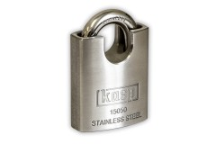 KASP Marine Grade Closed-Shackle High Security Padlock