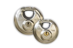 KASP Stainless Steel Disc Padlocks