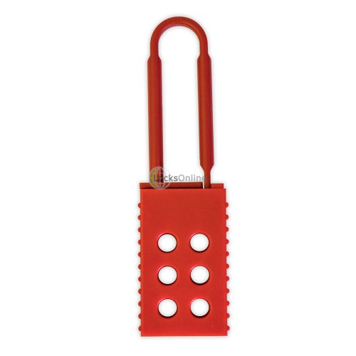 KASP Nylon Safety Lockout Padlock Hasp