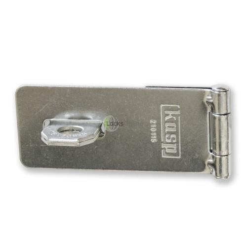 KASP Traditional Padlock Hasp & Staple