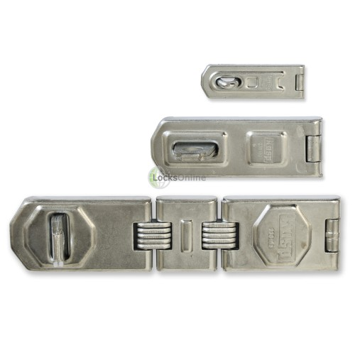 Main photo of KASP General Purpose Hasp & Staple