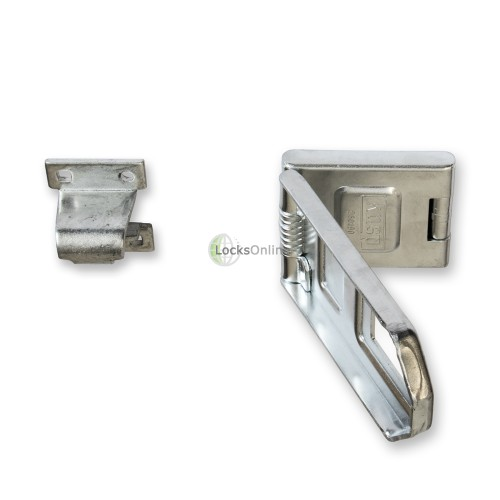 KASP Heavy Duty Padlock Hasp & Staple