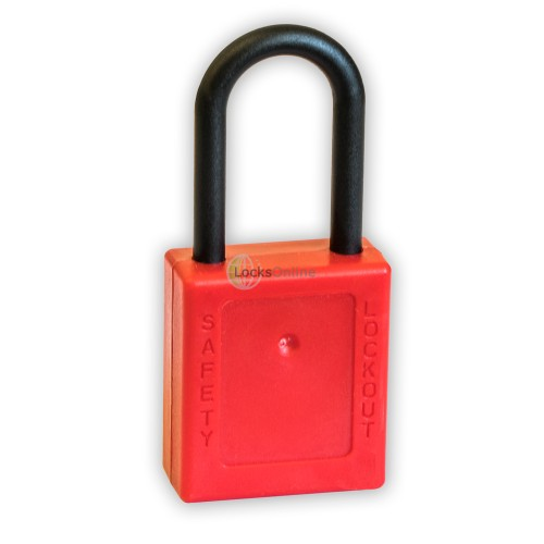Main photo of KASP Nylon Safety Lockout Padlock