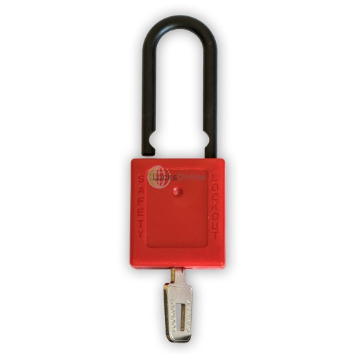 KASP Nylon Safety Lockout Padlock