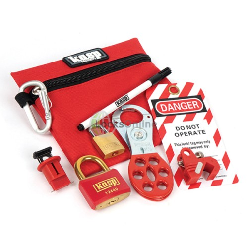 Main photo of KASP Advanced All-In-One Lockout Kit