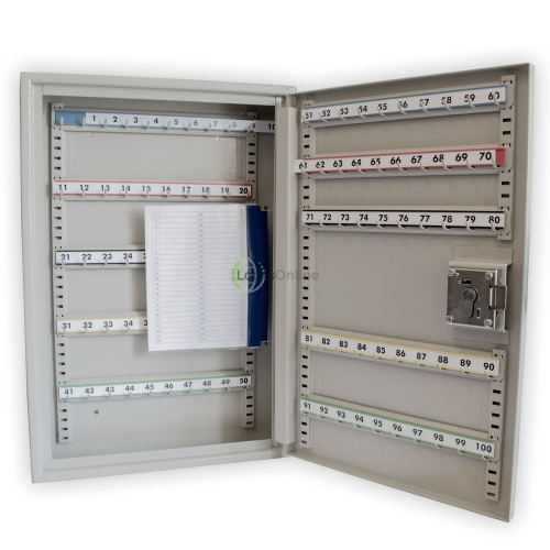 Buy High Security Key Cabinets For 50 1500 Keys Kse