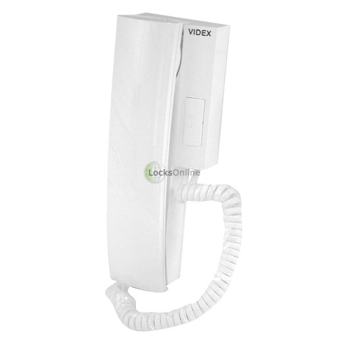 Main photo of Videx 3011A 1 Button Handset Electronic Call Tone