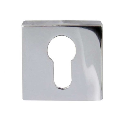 Main photo of LocksOnline Square Euro Profile Escutcheon