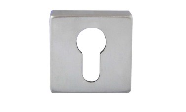 "LocksOnline ""Rombo"" Square Euro Profile Escutcheon"
