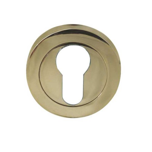 Main photo of LocksOnline Framed Circular Euro Profile Escutcheons