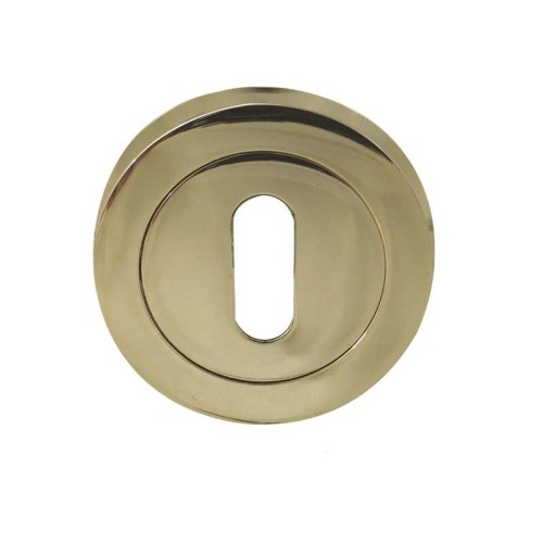 Main photo of LocksOnline Framed Circular Keyhole Escutcheons