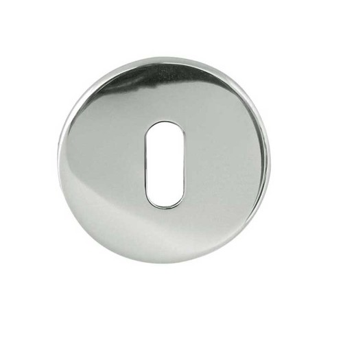 Main photo of LocksOnline Blank Circular Keyhole Escutcheons