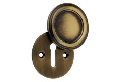 LocksOnline Parisian Decorative Escutcheon with Cover