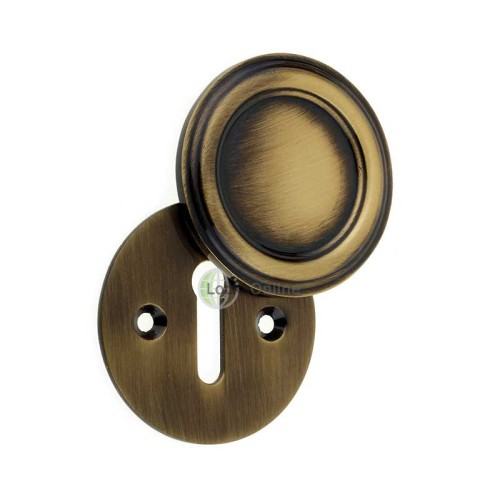 Main photo of LocksOnline Parisian Decorative Escutcheon with Cover