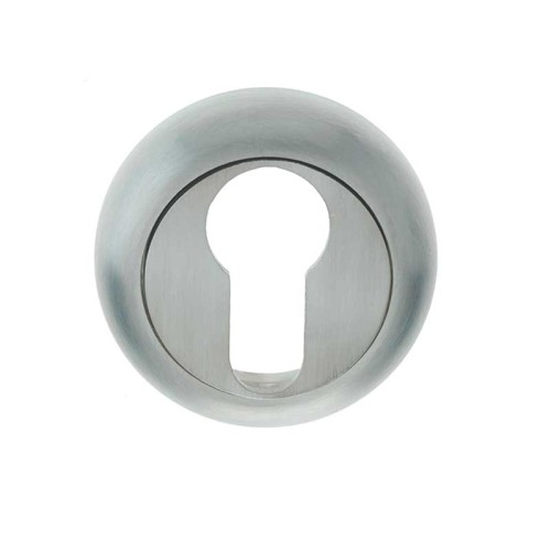 Main photo of LocksOnline Round Bevelled Euro Profile Escutcheon