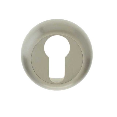 LocksOnline Round Bevelled Euro Profile Escutcheon