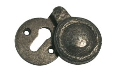 LocksOnline Pewter Covered Escutcheon