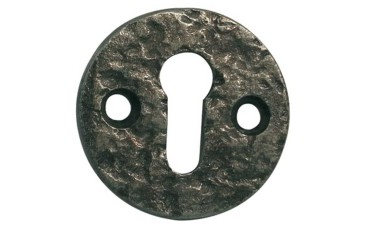 LocksOnline Pewter Round Escutcheon