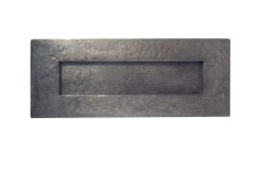 Pewter Letter Plate