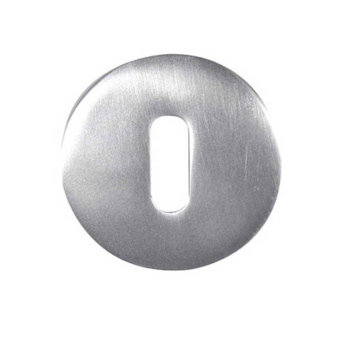 Main photo of LocksOnline Aluminium Standard Keyhole Escutcheon