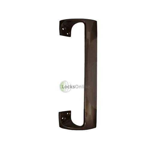 Main photo of Jedo Oval Bar Pull Door Handle