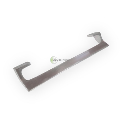 LocksOnline Aluminium Cranked Door Pull Handle