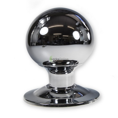 Main photo of LocksOnline Ball Centre Door Knob