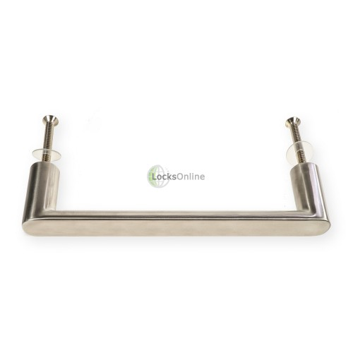"LocksOnline ""Sandrine"" Stainless Steel Door Pull Handle"