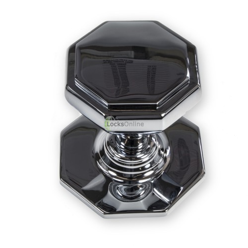 Main photo of LocksOnline Octagonal Centre Door Knob