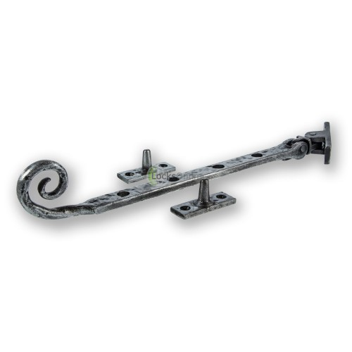 LocksOnline Pewter Casement Window Stay