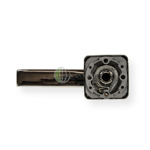 "LocksOnline ""Cloud"" Lever Door Handle on Square Rosette"