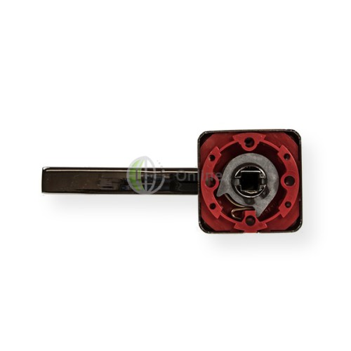 "LocksOnline ""Klaudia"" Lever Door Handle on Square Rosette"