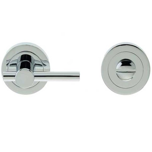 "LocksOnline ""Easy Turn"" Bathroom Door Lock Set"