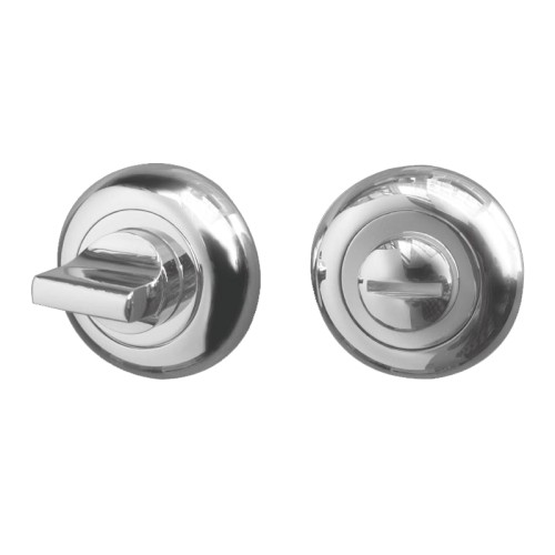 Main photo of LocksOnline Round Bevelled Bathroom Door Lock Set