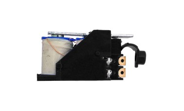 Black Replacement Coil for CISA Electric Rim Locks (Old Style)