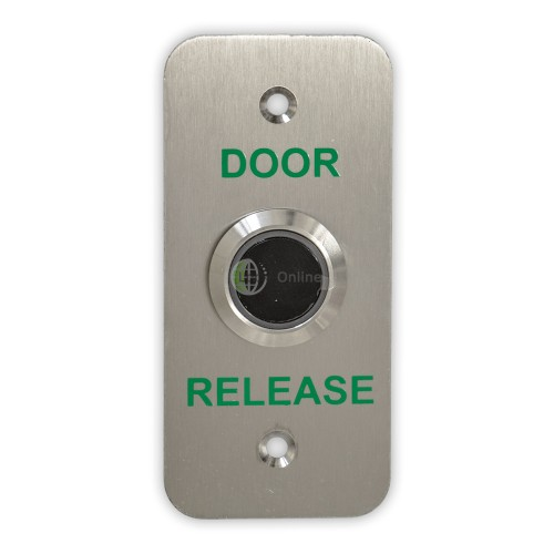 Main photo of Hands-Free Slimline Contactless Door Release / Exit Button