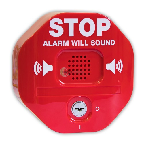 Main photo of Exit Stopper Door Alarm Sounder