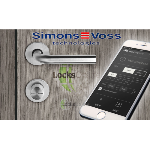 Main photo of Simons Voss Mobile Key Access Control Solution